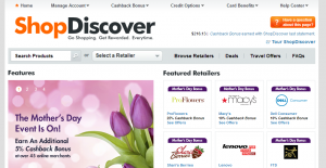 shopdiscover additional bonus