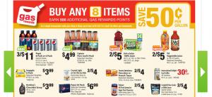 stop and shop gas rewards bonus