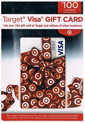 Target Visa Gift Card Tips and Tricks - Ways to Save Money when ...