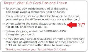 target visa gift card tips and tricks