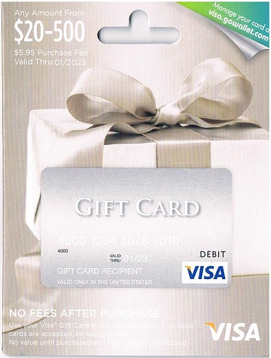 Visa Gift Card - Ways to Save Money when Shopping - Part 3