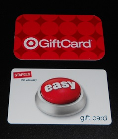target and staples gift card secret