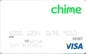chime card