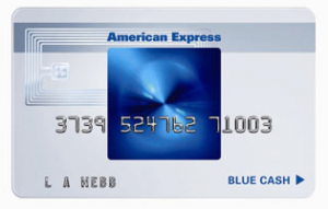 amex blue cash credit card