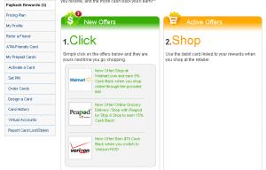 rewards of paypal prepaid mastercard
