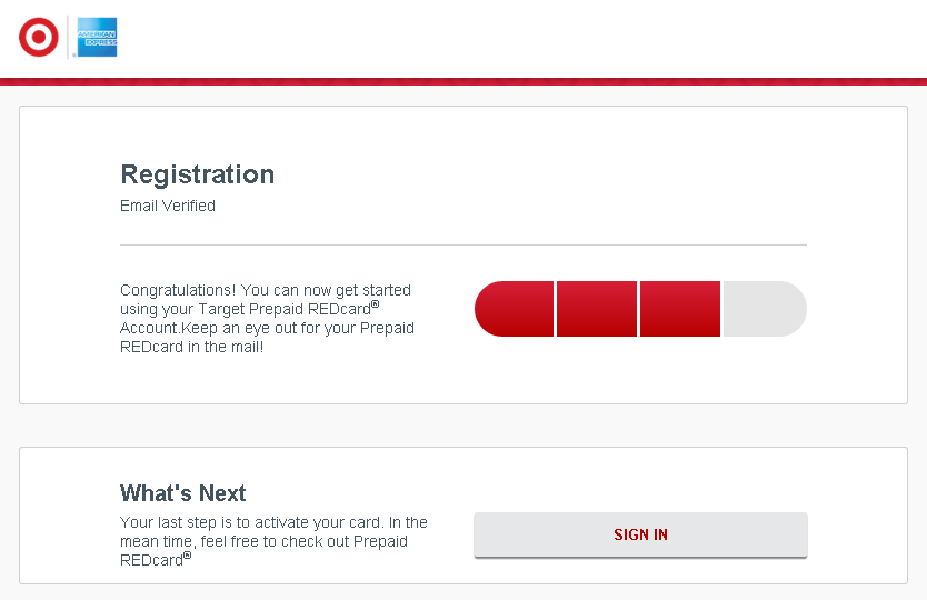 redbird registration complete