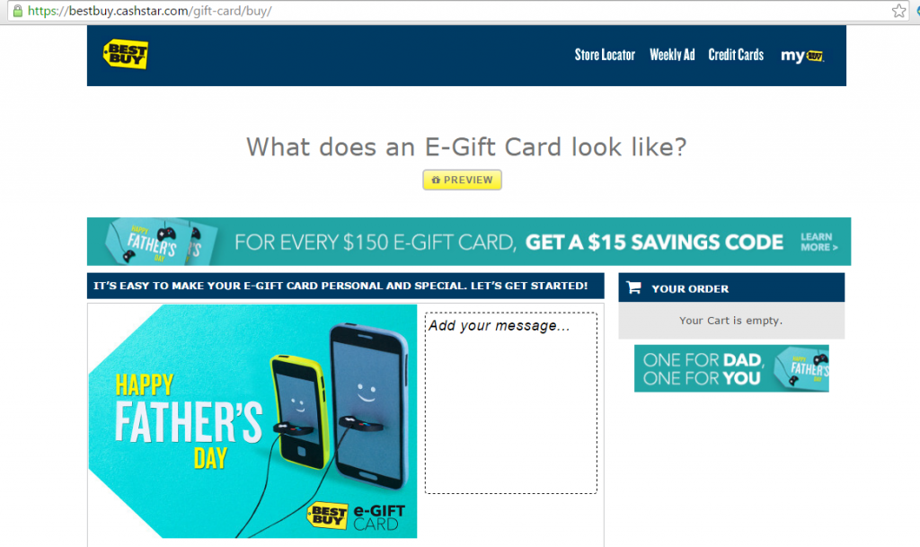 best buy e-gift card promo