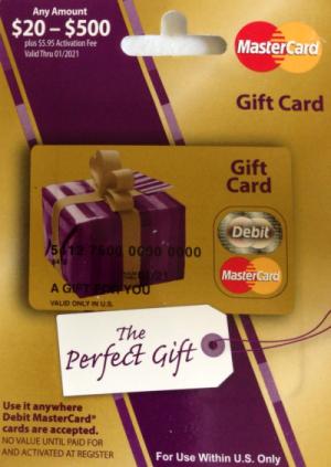 us bank mastercard gift card